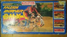 Waddingtons Raleigh Burner BMX Game - old school bmx - Boxed
