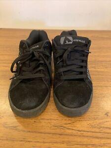 Airwalk Black Trainers - UK Ladies Size 6