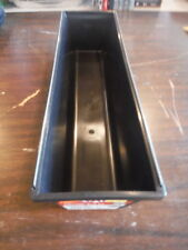 "NEW Advance 14"" Mud Pan with Contoured Bottom - Durable Plastic & Textured Grip"