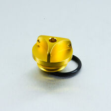 Aluminium Oil Filler Cap - Yamaha R1 / R6 / XJ / FJ / Other - Gold