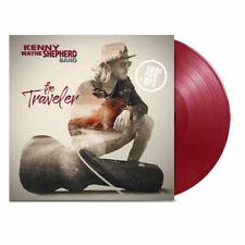 SHEPHERD KENNY WAYNE THE TRAVELER VINILE LP COLORATO [BURGUNDY RED VINYL] NUOVO