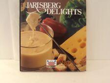 Jarlberg Delights Norwegian Dairies featuring recipes using Jarlsberg Cheese HC