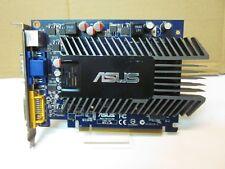 TARJETA GRAFICA ASUS NVIDIA EN8400GS SILENT 512MB PCI EXPRESS VGA DVI