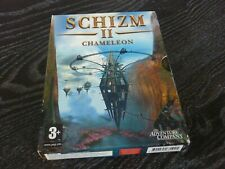 PC CD-ROM Game – Schizm II Chameleon – Adventure Company