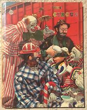 VINTAGE 1961 THE CIRCUS BOOK * IDEALS PUBLISHING * RINGLING BROS BARNUM & BAILEY