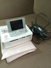 Sony DPP-FP90 picturestation Digital Photo Printer in MINT con(got another pair)