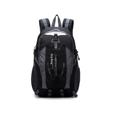 Travel Sports Shoulder Backpack Hiking Waterproof Zipper Laptop Bag School Bag