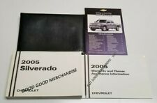 2005 CHEVROLET SILVERADO 1500 2500 HD 3500 HD OWNERS MANUAL Z71 LT LS WT V8 V6