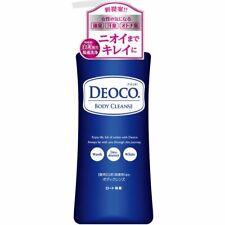 ROHTO Deoko Deoco Body Cleanse 350ml Japan