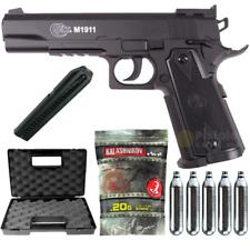 pistolet a billes airsoft Colt 1911 Match Co2