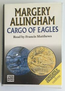 Cargo of Eagles: Unabridged by Margery Allingham (Audio Cassette, 1968) Chivers