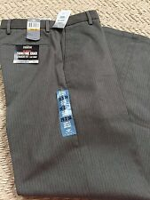 Dockers Signature Khaki Straight Fit ,Flat Front, Gray, Size W29xL30 NWT