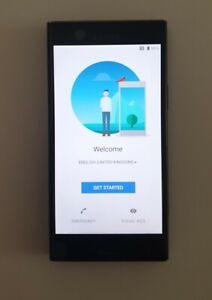 Sony Xperia XZ1 Compact  G8441 - UNLOCKED - 32GB - Black - Smartphone