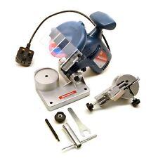 Electric Chainsaw Blade Chain Sharpener Sharpen Sharpening Tool Saw Kit Sil177