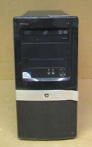HP Compaq dc2420 Tower PC Pentium DC E5300 2.6GHz 4GB Ram 500GB HDD VC495EA#ABU