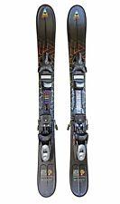 GPO FUSION 99 cm Skis inc Release Bindings Snowblades mini ski blades