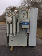 Abb Substation Transformer 750 Oa 862 Fa Kva Primary 4160 Taps Sec 480y277