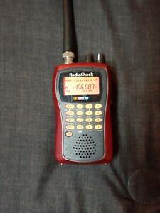 RadioShack PRO-84 nascar scanner