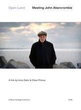 Open Land - Meeting John Abercrombie DVD (2018) Arno Oehri ***NEW***