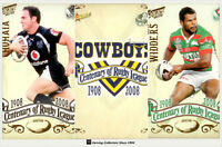 2008 Select NRL Centenary Of Rugby League Trading Card  Full Base Set (199)GREAT
