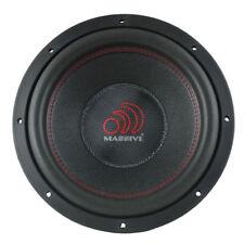 """NEW!! Massive Audio TOROX124 12"""" 2000W Dual 4 Ohm Car Audio Subwoofer"""