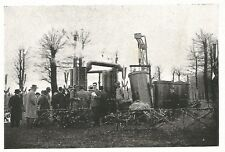 D0791 Apparecchio della La Carbonisation Industrielle - Stampa - 1929 old print