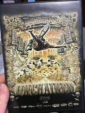 Unchained DVD (region ALL) mountain bike riding program * 2 discs *