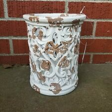 Rustic Candle Holder Chippy Paint Farmhouse Decor NWT