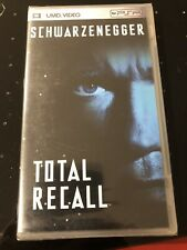 Total Recall UMD For PSP Brand New
