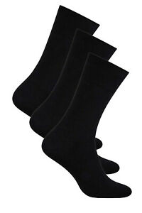 3 Packs Men Classic Breathable Cotton Calf Socks Everyday size 5.5 - 11