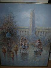 Thierry Fagot LenOar (Landerneau 1967) International bekannt Künstler Paris USA.