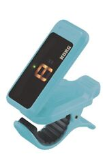 Tuner KORG PC-1 Pitchclip Low-Profile Clip-on Guitar Chromatic Light Blue