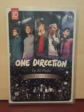 One Direction - Up All Night Live Tour (DVD, 2012) - J6