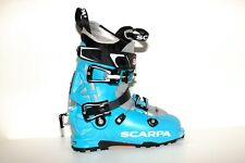 SCARPA chaussures de ski free rando Scuba blue  38 UK 5 US 7 neuves