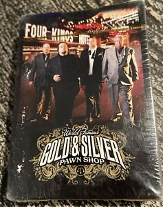 Gold & Silver Pawn Shop Playing Cards. Factory Sealed