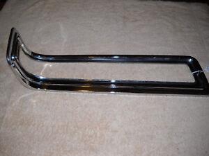 NOS Mopar 1966 Chrysler Newport New Yorker Taillight Bezel Beautiful!