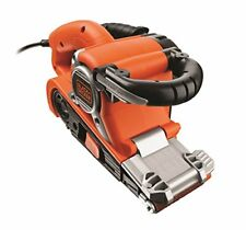Black & Decker Ka88 Ponceuse À Bande 75x533mm 720w