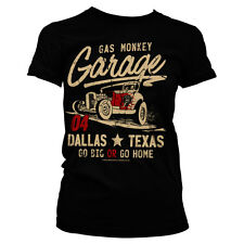 Officially Licensed GMG- Go Big or Go Home Women's T-Shirt S-XXL Sizes