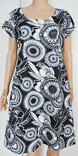 White Stuff Cotton Blend Casual Floral Dresses for Women