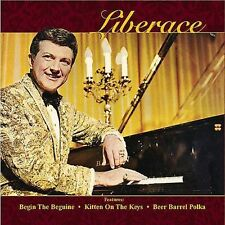 Super Hits by Liberace (CD, May-1999, Columbia/Legacy)