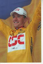 CYCLISME ZABRISKIE   **TOUR DE FRANCE 2005 * PHOTO 15 X 10 CM QUALITE PRO