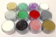 Embossing Powder - Christmas Colours