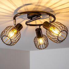 Plafonnier Lampe de cuisine Vintage Lustre Design Lampe de séjour Métal 142363