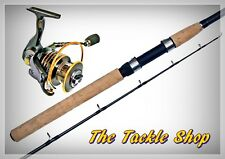 "5'6"" H/D 15Kg IM6 Carbon Boat Combo -Seaside SWCL 5000 11BB Reel + Taima 168 Rod"