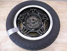 1982 Honda CX500 CX 500 Custom H1453' rear wheel rim comstar 16in
