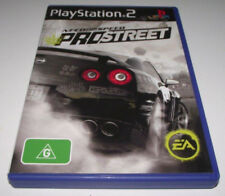 Need For Speed Prostreet PS2 PAL *Complete*