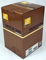 Nikon PC-E Micro-NIKKOR 45mm f/2.8D ED Lens - Brand New In Box