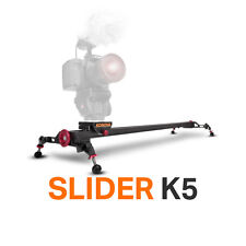 "Konova K5 150cm(59.0"") Camera Slider Dolly Track Rail for Motorized Time Lapse"