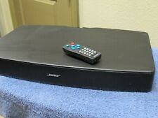 BOSE Solo TV Sound System  Surround sound made easy