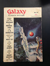 Vintage P/B, Galaxy Science Fiction, # 57